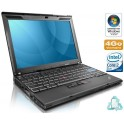 Pc portable IBM LENOVO X200 d'occasion reconditionné